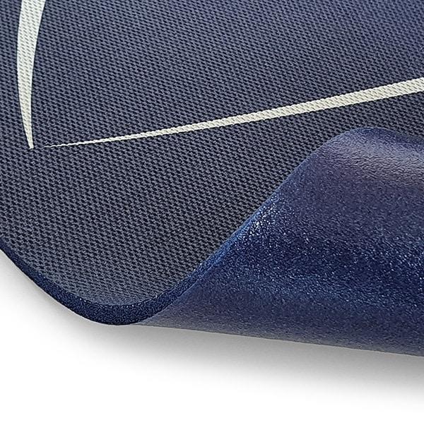 popupmatic yogamatte closeups atlantic blue